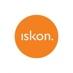 Iskon logo