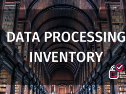 Data Processing inventory