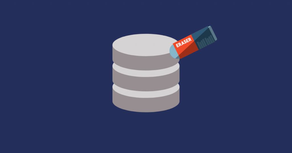 GDPR Compliant Personal Data Removal