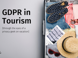 GDPR IN TOURISM
