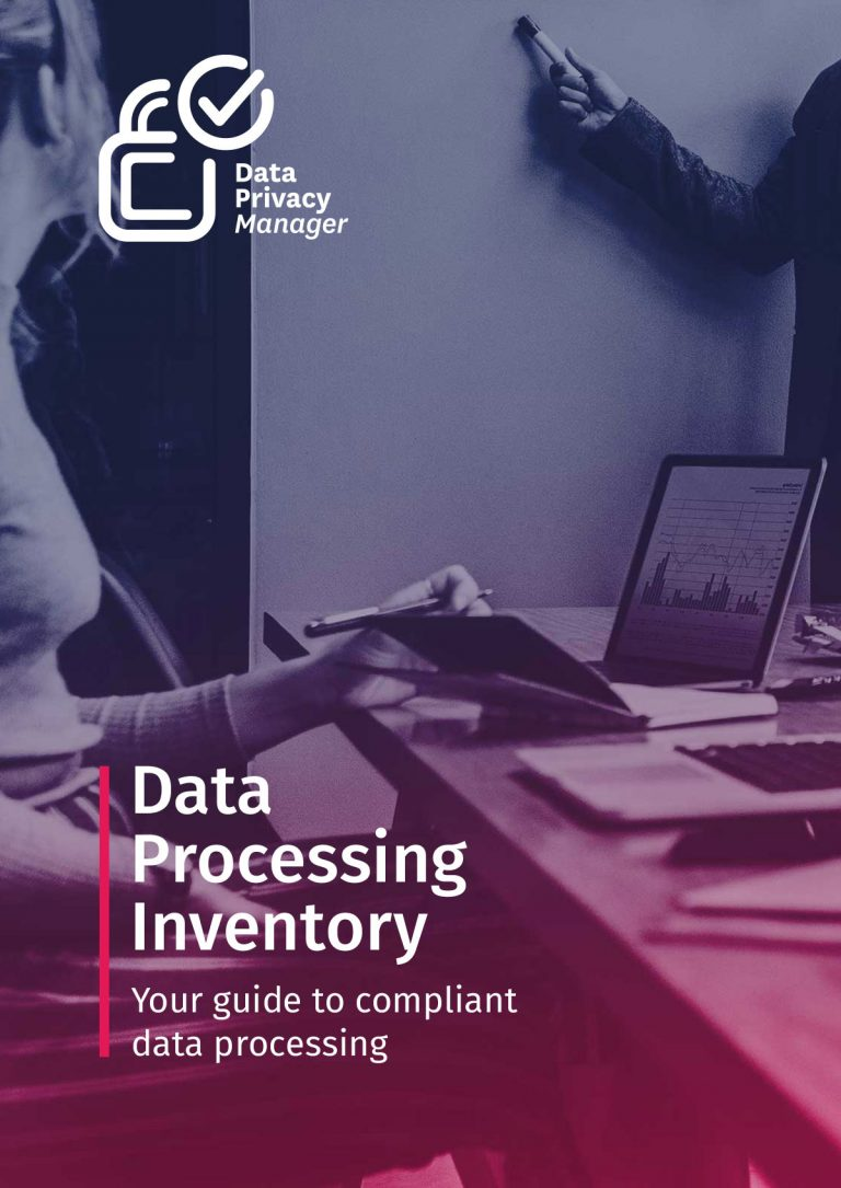 Data Processing Inventory whitepaper