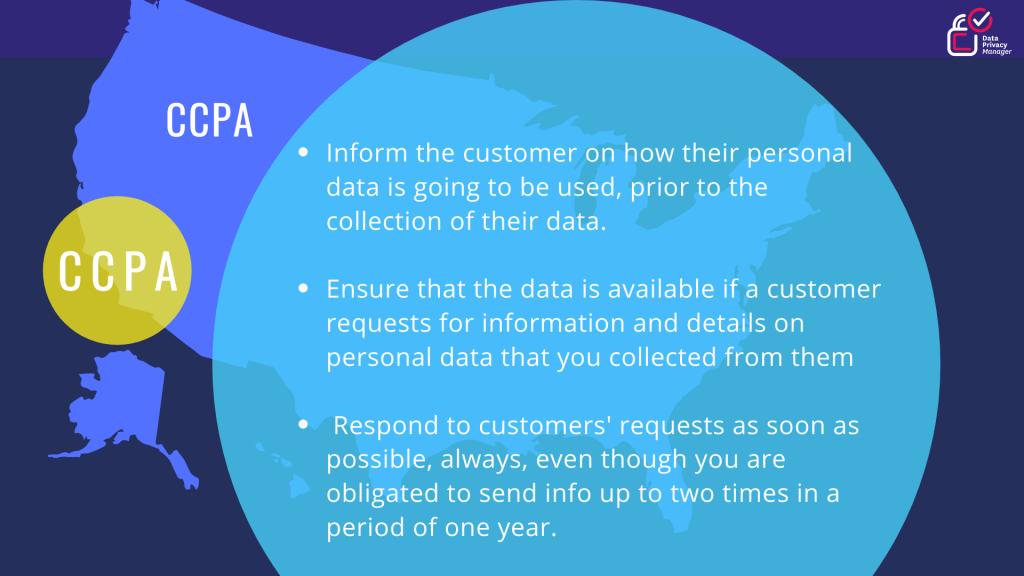 CCPA - California Consumer Privacy Act