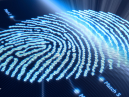 Sensitive personal data - special category under the GDPR fingerprints