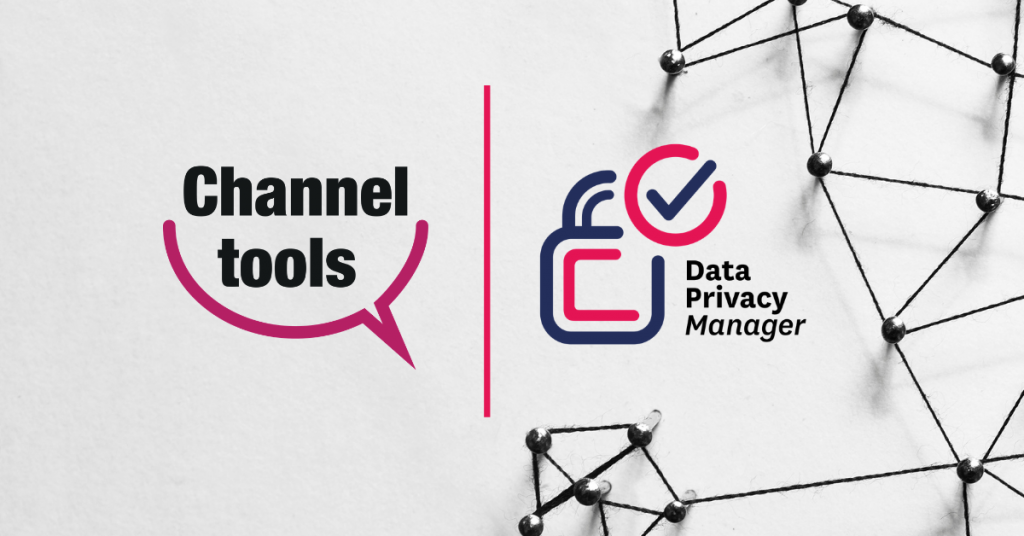 Data Privacy Manager partnership with Channel Tools