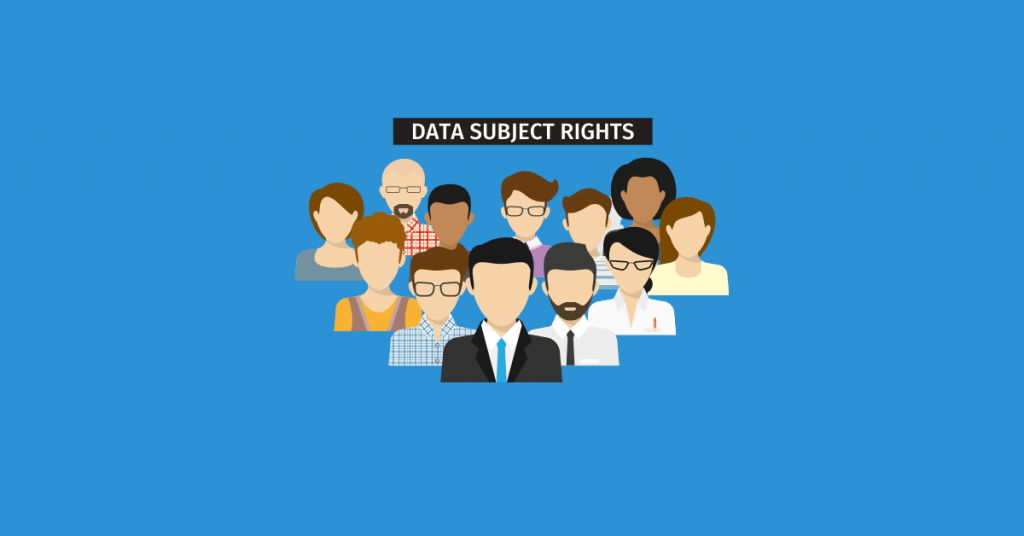 Data Subject Rights-GDPR