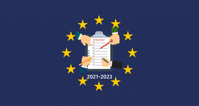 European Data Protection Board (EBPD) strategy 2021-2023