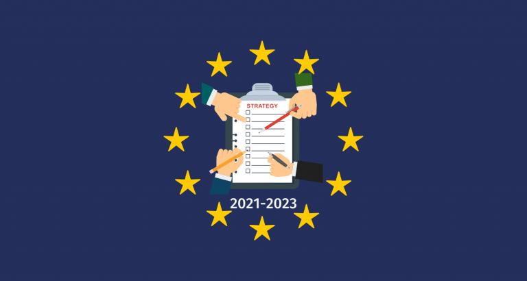 European Data Protection Board (EBPD) strategy 2021-2023