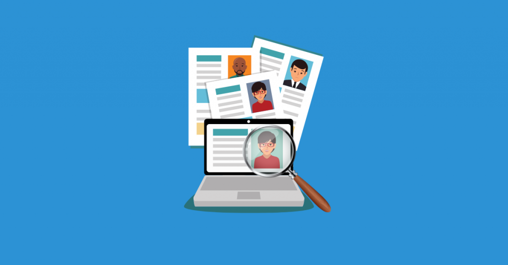 GDPR compliant background checks of employees