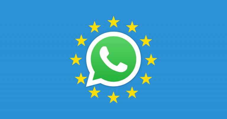 GDPR fine WhatsApp faces €225 million for transparency violation